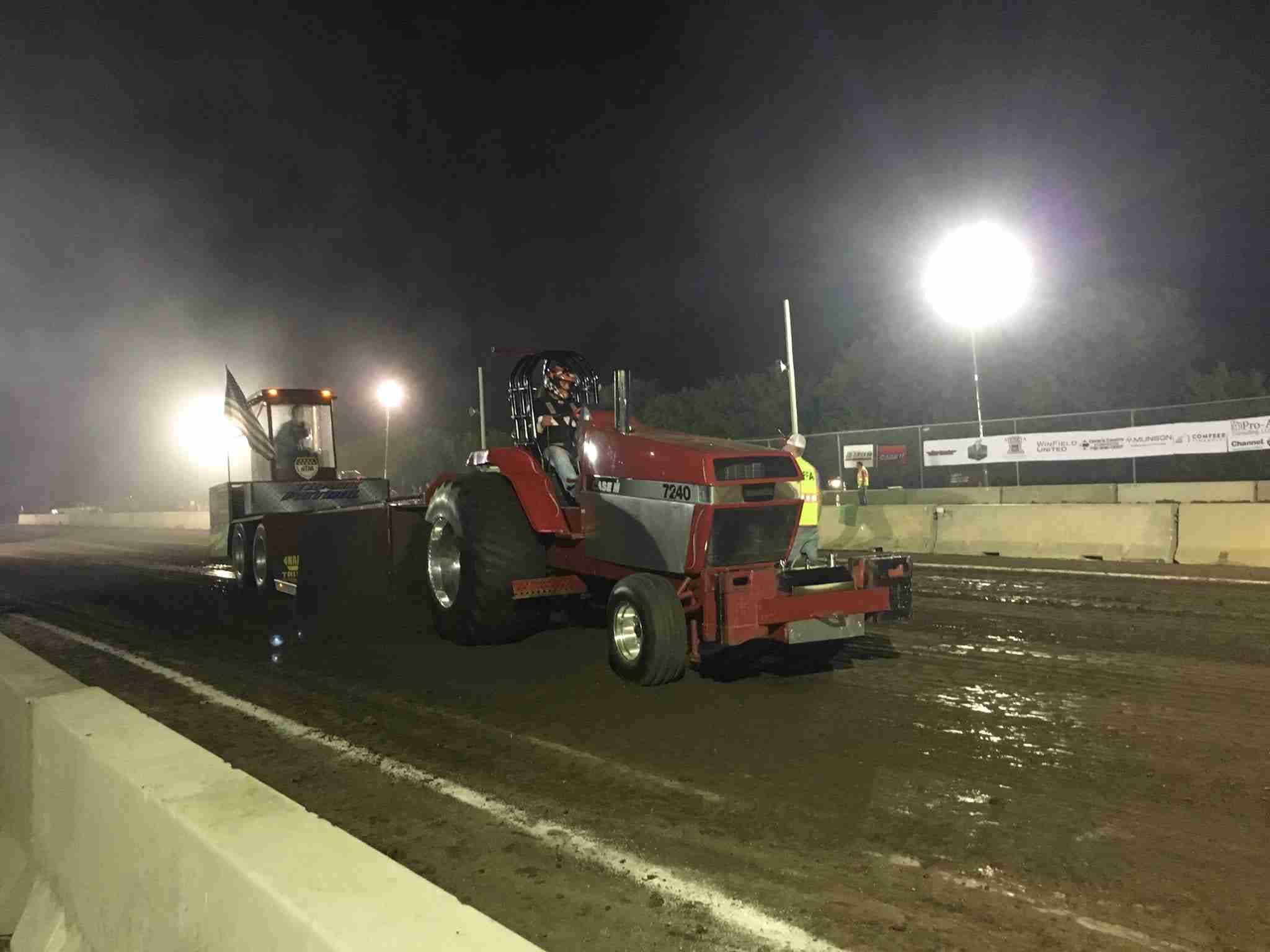 Tractor & Truck Pull - River Falls FFA Alumni